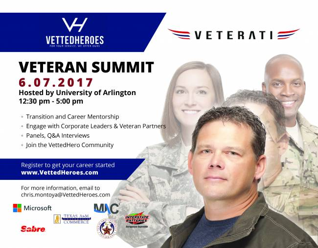 Vetted Heroes Veteran Summit