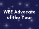 WBE Advocate of the Year