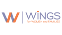 WiNGS for Women and Families Logo