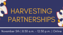 Harvesting Partnerships