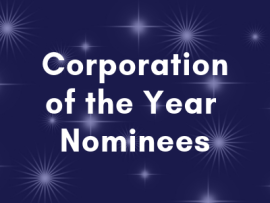 Corporation of the Year Nominees