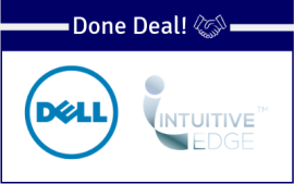 Done Deal Dell and Intuitive Edge